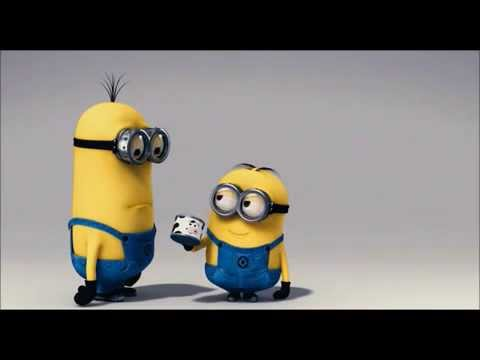 Banana song - minions - FelizCumple