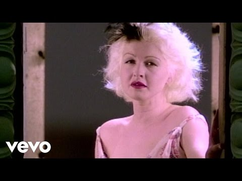Cyndi Lauper - My First Night Without You