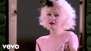 Клип Cyndi Lauper - My First Night Without You