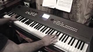 Moonlight sonata (adagio sostenuto) by L.V.Beethoven on Yamaha MM8