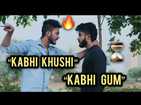 Kabhi Khushi Kabhie Gham || Sad Videos Creation