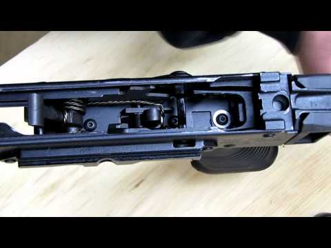 Saiga 7.62 to AK-47 Conversion - Part 3 - By Ed and Auston