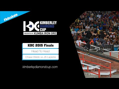 KDC 2015 Street Finals: Chase Webb vs JS Lapierre