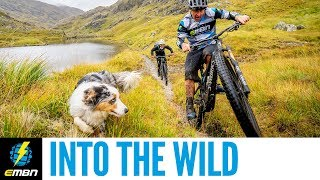 Into The Wild | An Epic E Bike Adventure In The Scottish Highlands With Hannah Barnes