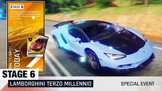 ASPHALT 9 | Lamborghini Terzo Millennio Special Event Stage 6