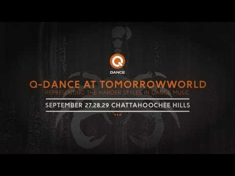 Q-dance @ TomorrowWorld 2013 | Official Q-dance Trailer