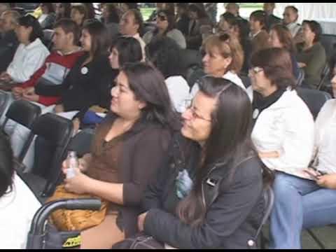 Charla Pilar Sordo ¿Dónde está la crisis?, Parque del Recuerdo