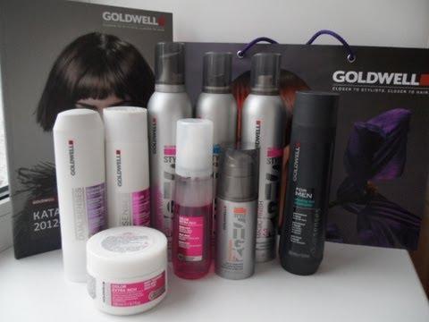 GOLDWELL Профессиональный уход за окрашенными волосами Ч.I