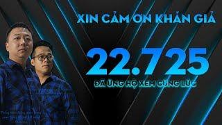 2vs2 Assy/Ya, Shang TD --- ShenLong, Tiểu Thủy Ngư  --vs--  VaneLove, BiBi ---- 20h30 ngày 17/5/2019