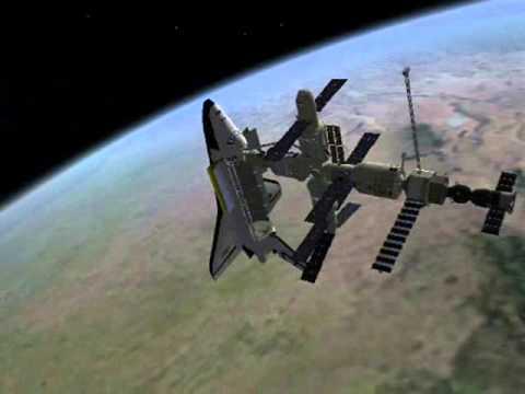 Buran Soviet Space Shuttle : Snowstorm In Space - An Orbiter Film By Timm Humphreys