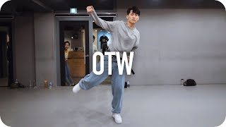 Download Lagu OTW - Khalid (ft. 6LACK Ty Dolla $ign) / Eunho Kim Choreography Gratis STAFABAND