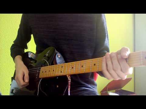 Manic Street Preachers - Ifwhiteamericatoldthetruthforonedayitsworldwouldfallapart (guitar cover)