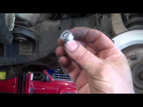 Exhaust manifold replacement 2004 Ford F150 5.4L Install Remove Replace