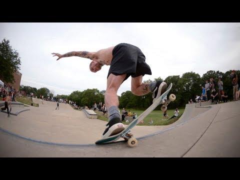Vans Scorchin' Summer: Des Moines Demo