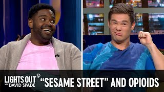 """Sesame Street"" Gets Heavy (feat. Adam Devine) - Lights Out with David Spade"