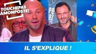 Franck Gastambide fâché avec Frédéric Lopez ? Il lui adresse un message !