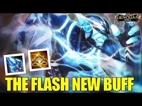 The Flash lại được chỉnh sửa trong phiên bản mới là tăng hay giảm? Phong cách trượng băng có mạnh k? thumbnail