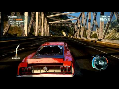Need For Speed The Run Limited Edition Eat My Dust El Portal Road East Multiplayer