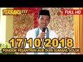 Ceramah Terbaru Ustadz Abdul Somad Lc, MA   Ponpes Aur Duri Sumani , Solok