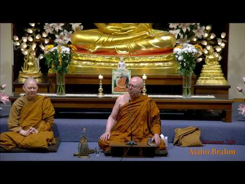 being afraid ajahn b|eng