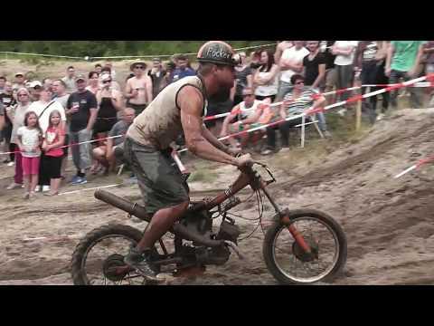 11. Simson Steilhangrennen