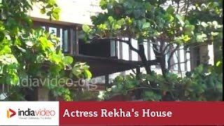 Rekha's House, Bollywood Actress, Hindi Cinema, Mumbai, India