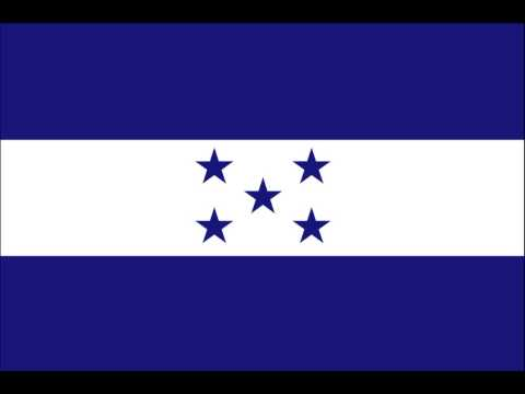 Himno Nacional De Honduras Pista Para Niños video