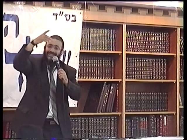 הרב מיכאל לסרי אלול ילדי שגיא ויעקב