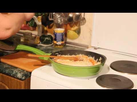 Как вкусно приготовить тушеную капусту - видео