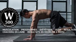 Musculation transformation,témoignage yohann, sud de la france, workout500