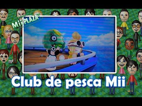 Club de pesca Mii - Primeros minutos