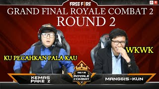 ROYALE COMBAT ROUND 2 | Grand Final | Garena Free Fire Indonesia