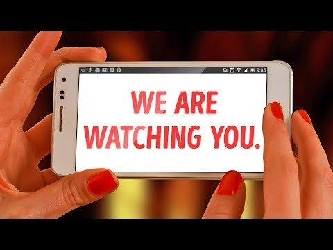 Find Out Who's Tracking You Through Your Phone
