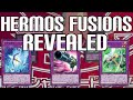 Yugioh Hermos Fusions Joey S Cards Revealed mp3