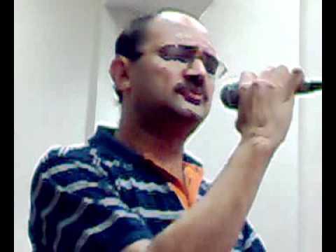Mera jeevan kora kagaz.... sung by Shailen Ambegaokar..041011...