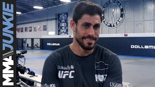 American Top Team Media Day: Antonio Carlos Junior full MMA Junkie interview