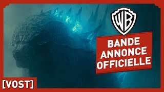 Godzilla II : Roi des Monstres - Bande Annonce VOST