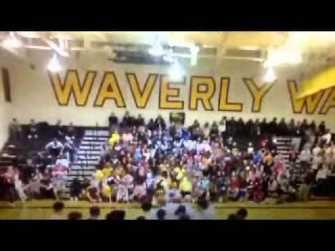 WAVERLY HIGH SCHOOL LANSING, MI HARLEM SHAKE