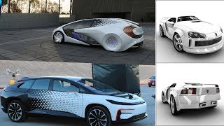 COOL FUTURISTIC CARS THAT WILL BLOW YOUR MIND.🔥🔥 (part-2)