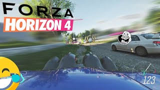 FORZA HORIZON 4 STUNTS, FAILS & FUNNY MOMENTS #5