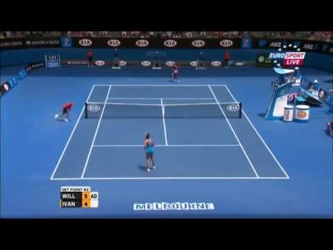 Serena Williams vs Ana Ivanovic 2014 Australian Open Round 4 Highlights