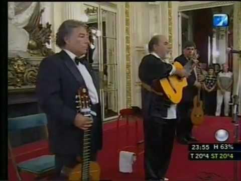 Himno Nacional Argentino, por Juanjo Domínguez y su guitarra.