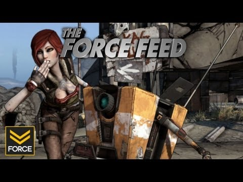 The Force Feed - Play Borderlands FO FREE