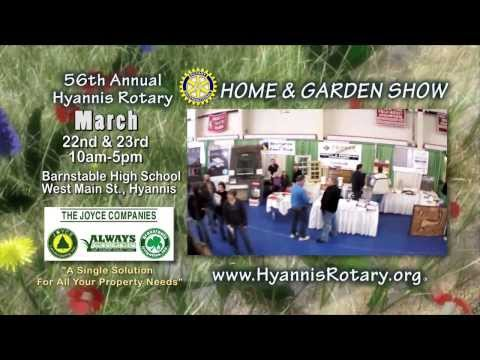 2014 Hyannis Rotary Home & Garden Show, Barnstable High School March 22 & 23