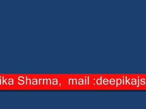ye mulaqat ek bahana hai - by Deepika Sharma.wmv