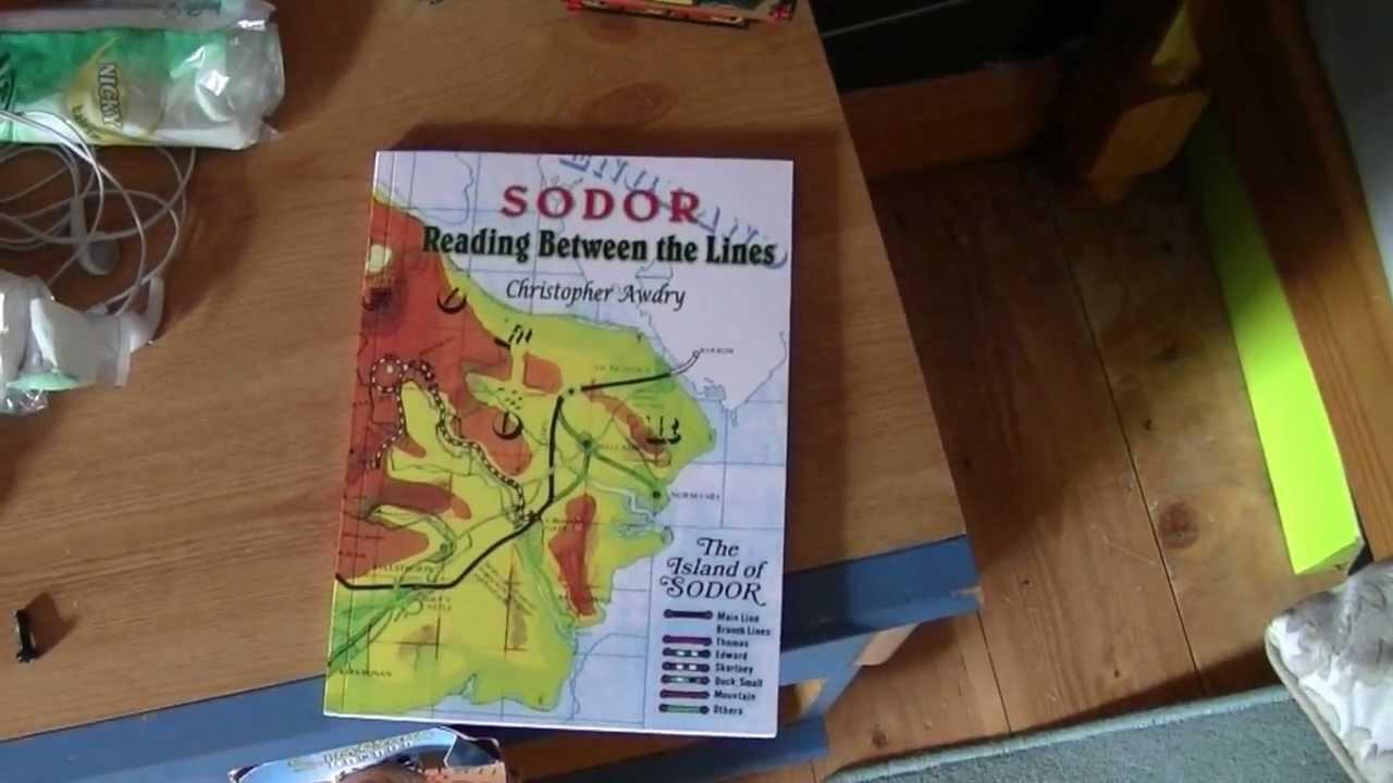 sodor reading between the lines