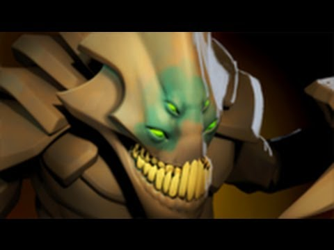 Sand King DOTA 2 Intro Guide