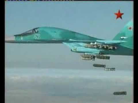 Su-34 Assault Fighter Bomber