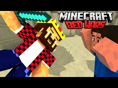 БИТВА В КОЛИЗЕЕ - Minecraft Bed Wars (Mini-Game)