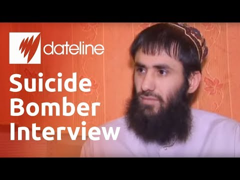 Failed suicide bomber interview